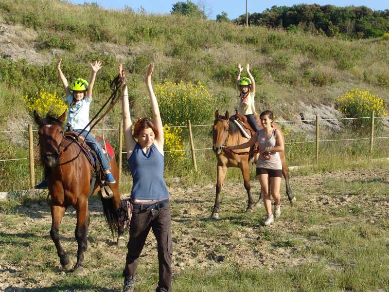 horse.children.tuscany