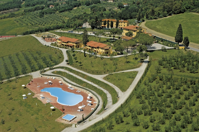 agriturismo with horses in Tuscany